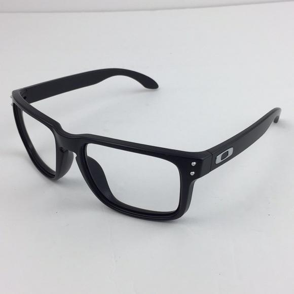 2a4fff94300 Oakley Holbrook Sunglasses Frames Only Matte Black.  M 5ac98f0bcaab440195d94292